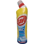 Savo WC čistič 750 ml